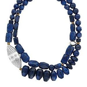 Silpada Indigo For It Necklace
